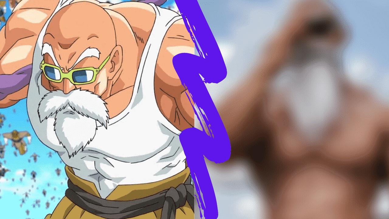 Ce culturiste a recréé Maître Kamé Sennin de Dragon Ball Super dans le meilleur cosplay de tous les temps