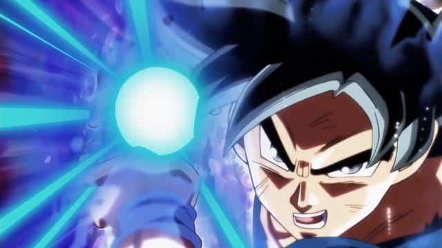 Dragon Ball Super : les incroyables techniques de Goku 28