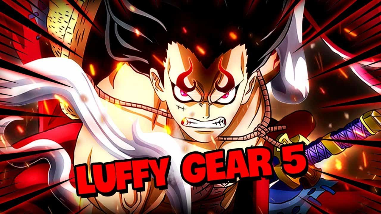 One Piece Chapitre 1005 Oda parle du Gear 5