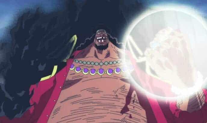 One Piece: Barbe Noire peut-il posséder le pouvoir d'un troisième fruit du diable et Kaido est la cible qu'il vise? 2
