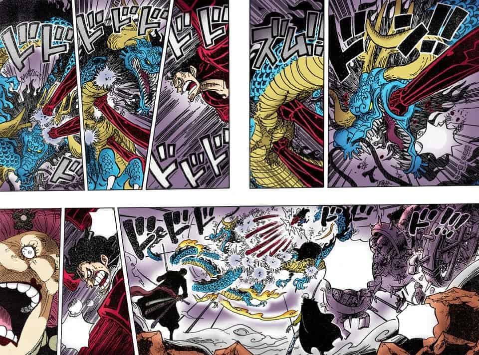 One piece chapitre 1004 Luffy va se rétablir bien plus vite que ne le pense Law Trafalgar ! 25