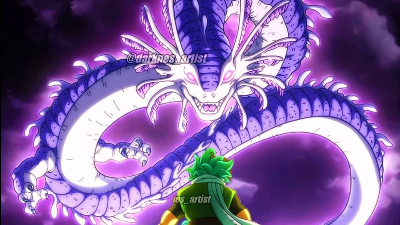 Dragon ball super chapitre 69 Animation - L'evolution de la Planète Céréale 3