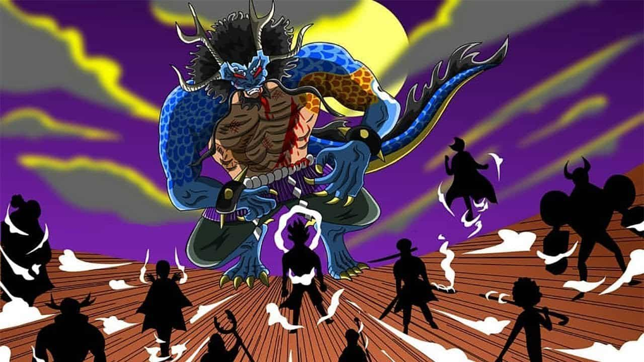 Les Spoilers de One Piece Chapitre 1004 Date de Sortie 2
