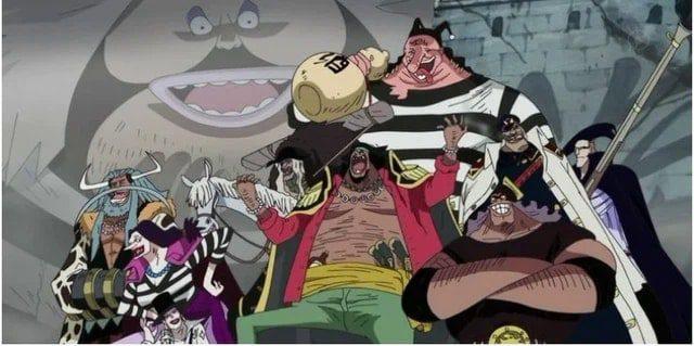 One Piece: Barbe Noire peut-il posséder le pouvoir d'un troisième fruit du diable et Kaido est la cible qu'il vise? 3