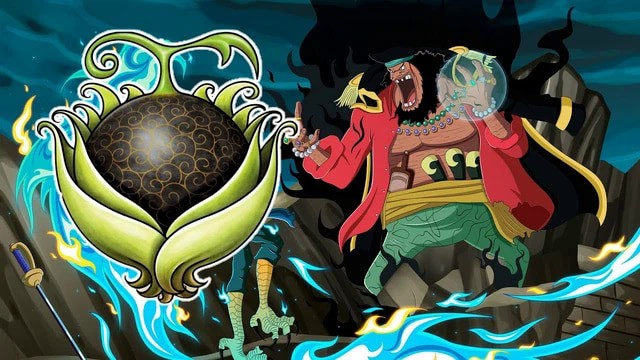 One Piece: Barbe Noire peut-il posséder le pouvoir d'un troisième fruit du diable et Kaido est la cible qu'il vise?