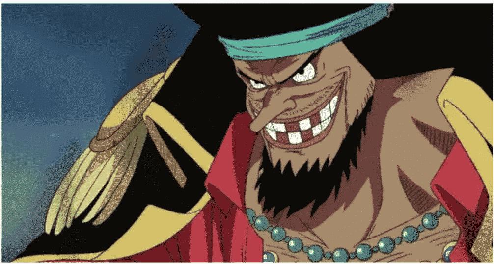One Piece: Barbe Noire peut-il posséder le pouvoir d'un troisième fruit du diable et Kaido est la cible qu'il vise? 1