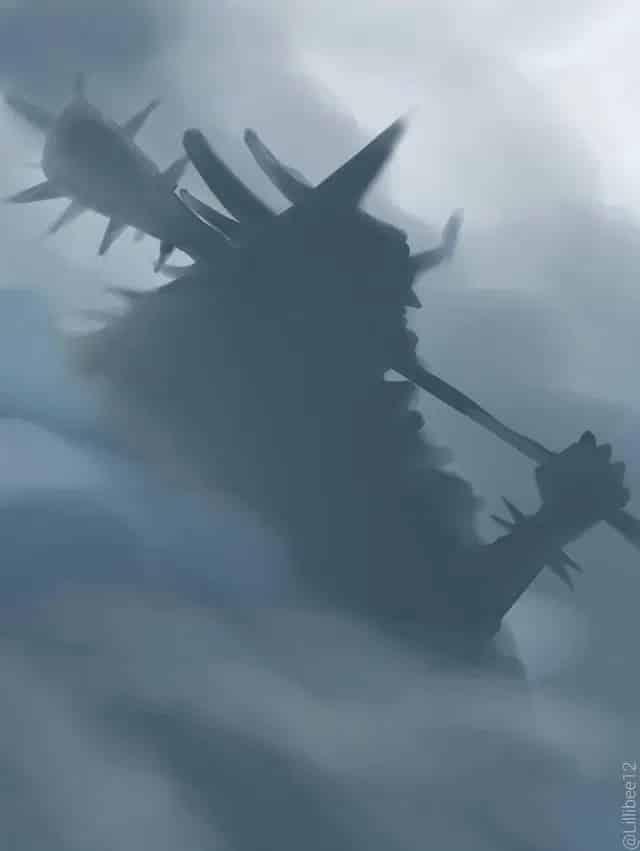 One Piece chapitre 1005 Quelle sera la force de la forme mi-humaine, mi-dragon de Kaido? 23
