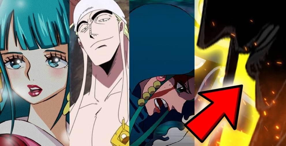 Qui est le personnage mystérieux qui apparaît à la fin du chapitre 1004 de One piece ?