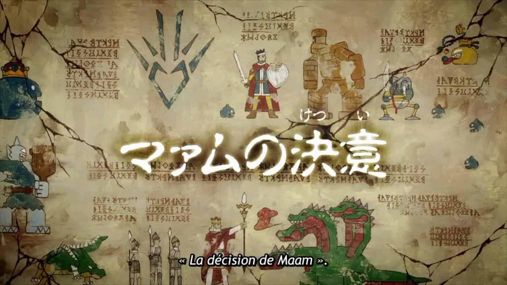 Dragon Quest : Dai No Daibouken 21 Vostfr – La Décision de Maam 3