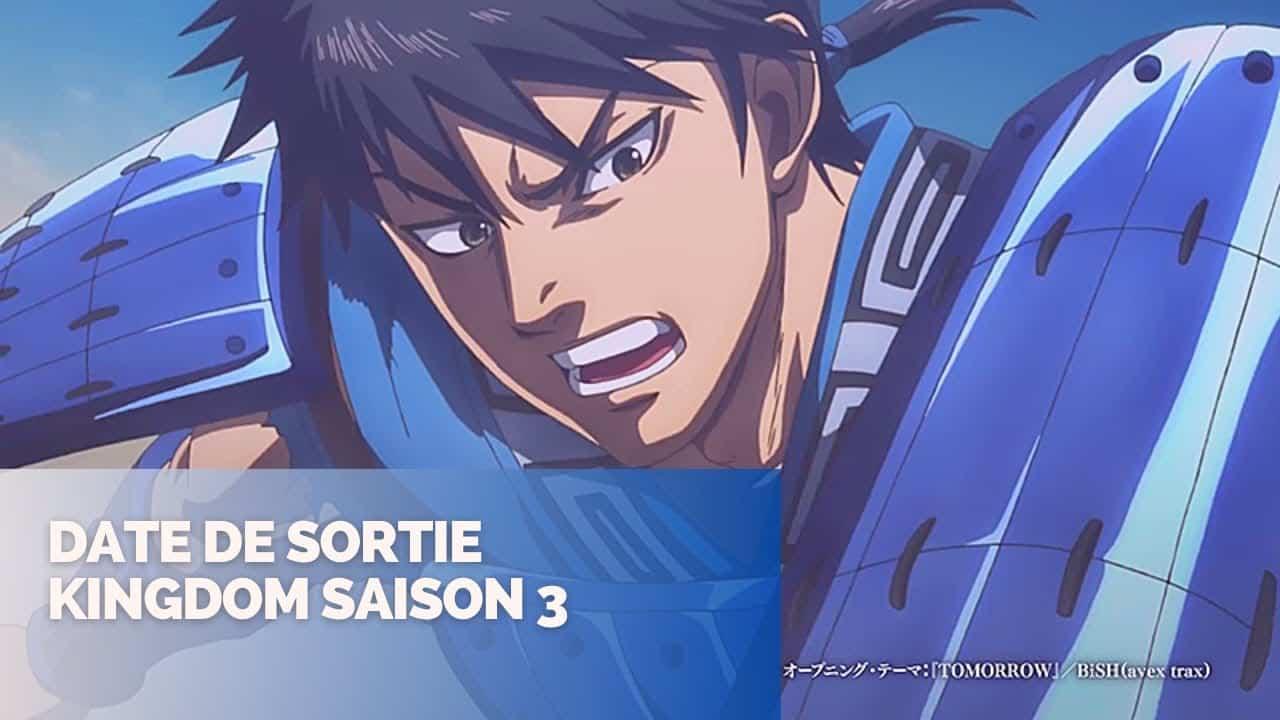 Date de sortie Kingdom Saison 3 19