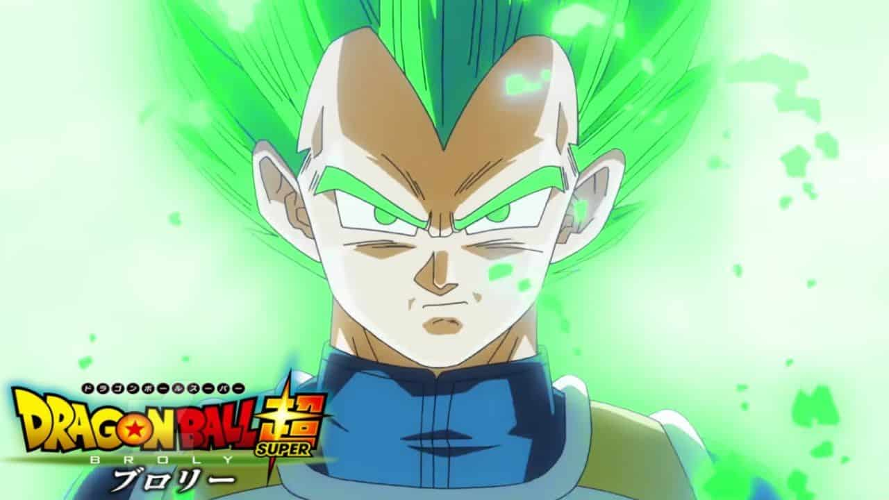 Dragon ball super Green 3