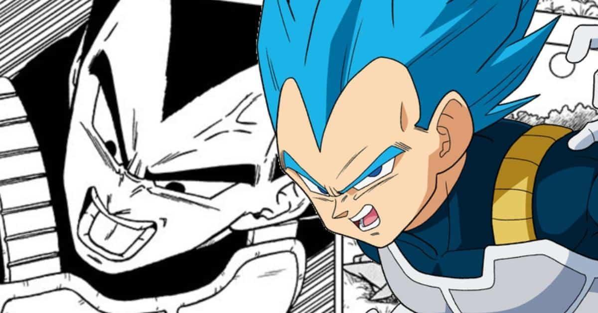 Dragon Ball Super dévoile l'étendue du nouveau pouvoir divin de Vegeta. 13