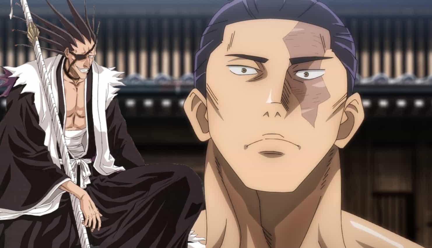 L'auteur de Jujutsu Kaisen a créé deux personnages inspirés par Bleach et Yu Yu Hakusho 1