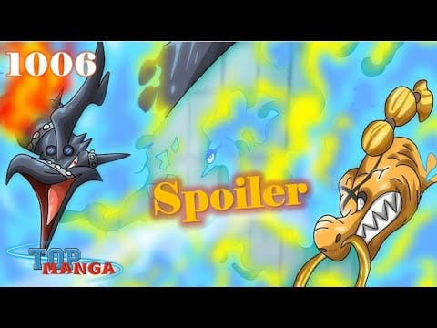 les Spoilers One Piece Chapitre 1006 15