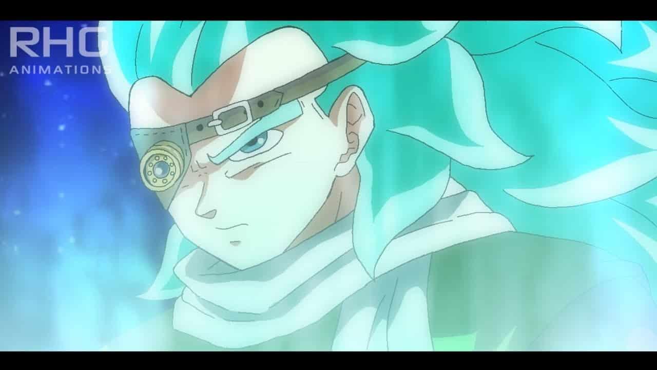 GRANOLAH | Le plus grand guerrier de l'univers - Fan Animation - Dragon Ball Super Chapitre 70 19