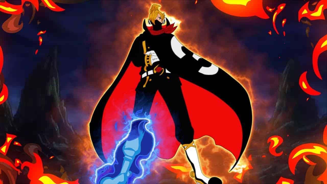 One Piece le dernier Power-Up de Sanji était dans l'esprit d'Oda depuis au moins 13 ans ! 4