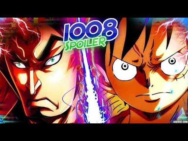 Report de la date de sortie du chapitre 1008 de One Piece : Eiichiro Oda fait une pause manga la semaine prochaine 5