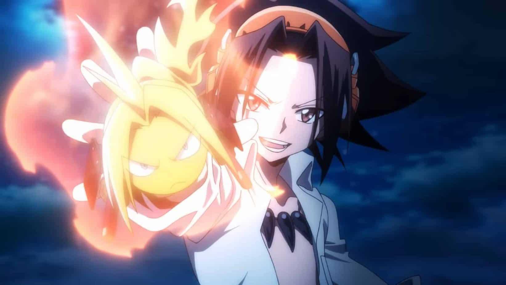 L'anime Shaman King reçoit une nouvelle affiche et un nouveau teaser 15