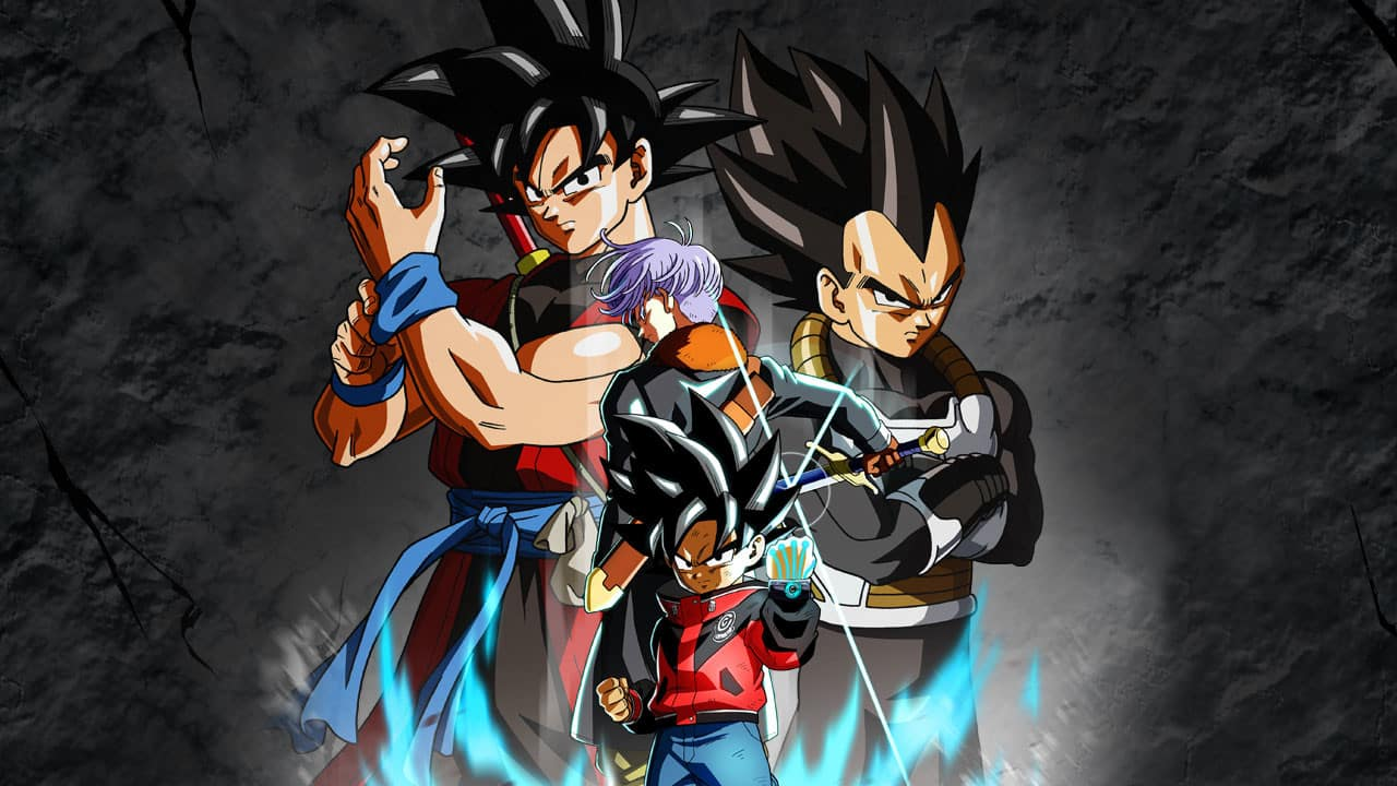 Dragon Ball Heroes donne un aperçu du prochain épisode avec le dernier titre. 10