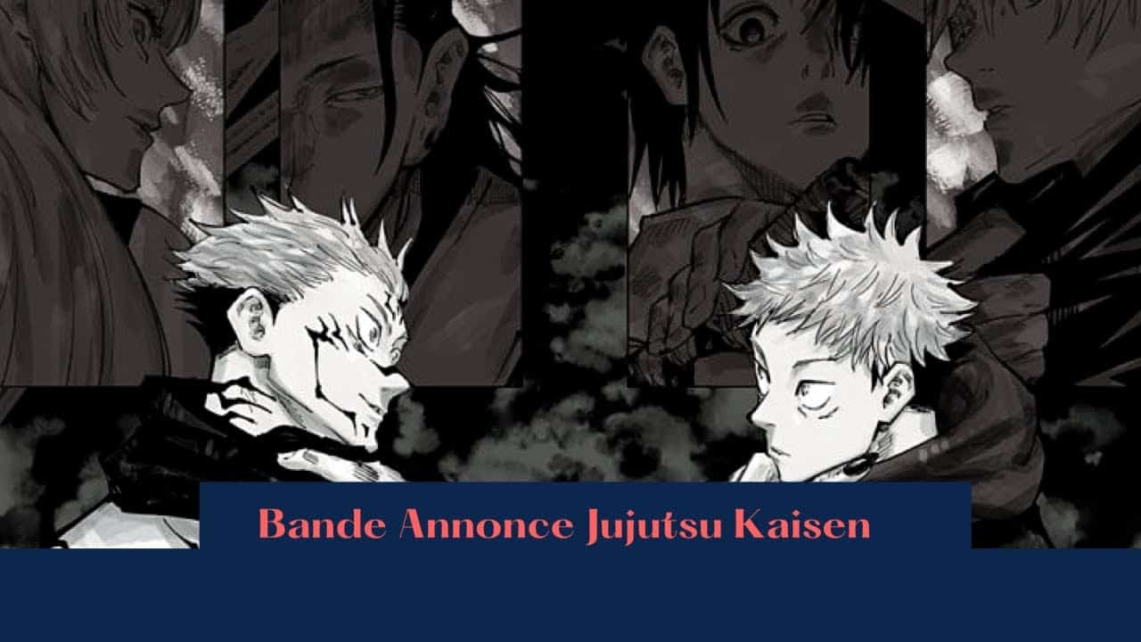 Bande Annonce Jujutsu Kaisen 2020 4