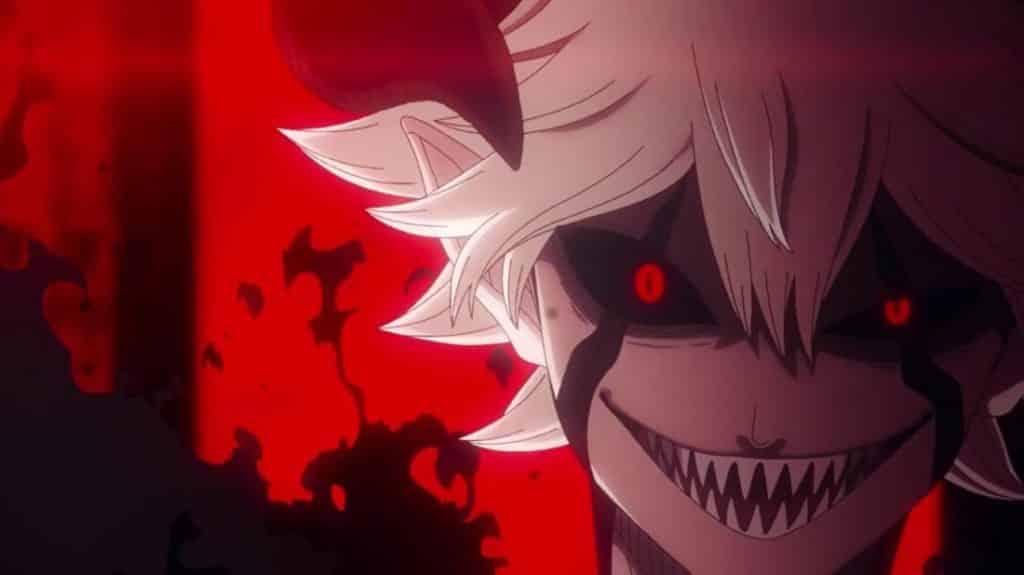 Black clover Chapitre 290 : L'épée du tueur de démons 2