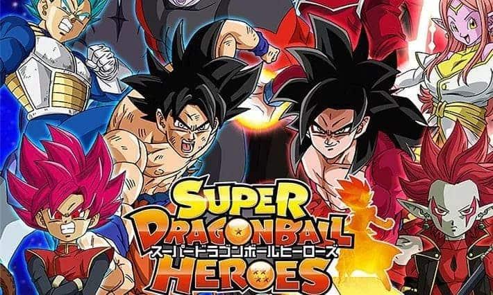 Dragon Ball Heroes donne un aperçu du prochain épisode avec le dernier titre. 2