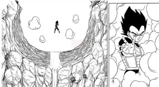 Dragon Ball Super Chapitre 71: Granola se prépare à attaquer les Saiyans, Goku et Vegeta acquièrent de nouveaux pouvoirs 2