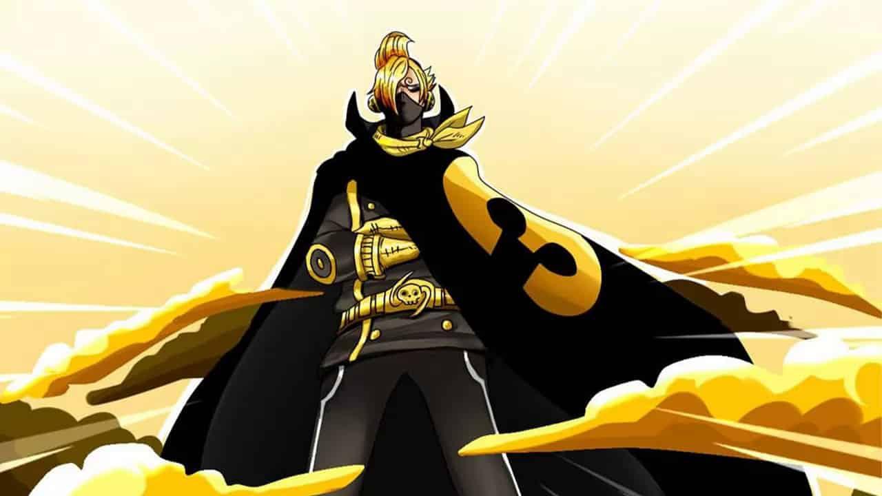ONE PIECE : Raid Suit a amélioré l'un des traits de Sanji selon Oda, voici lequel. 1