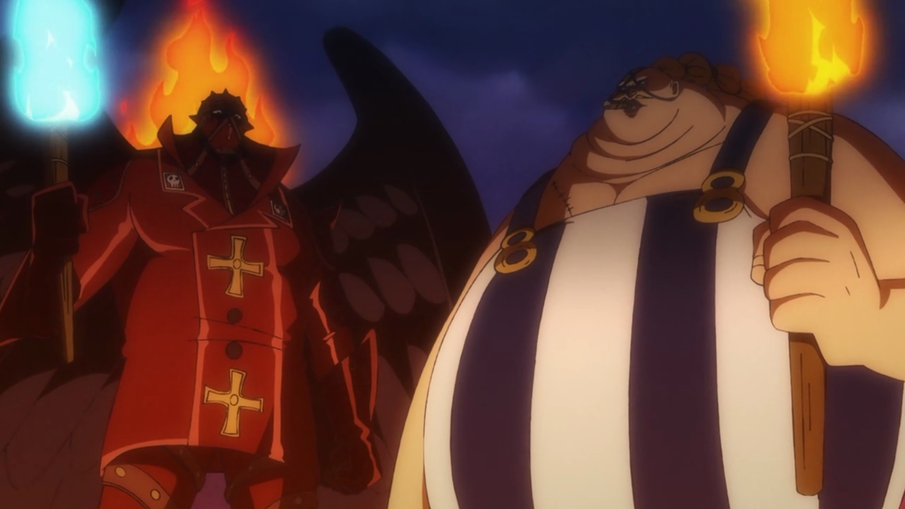 One Piece Episode 973 vostfr Date et heure de sortie annoncées 8