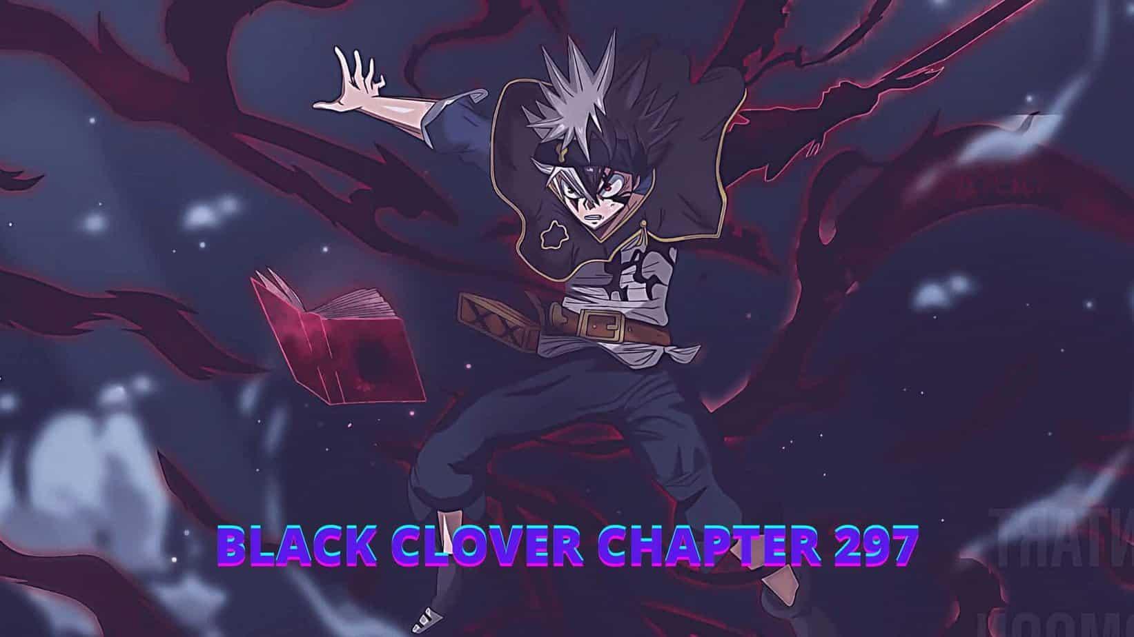 Black Clover Chapitre 297